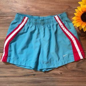 Nike kids sports shorts